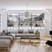 Fotorollos für Wohnzimmer - Fotorollos unter Fivaro.de